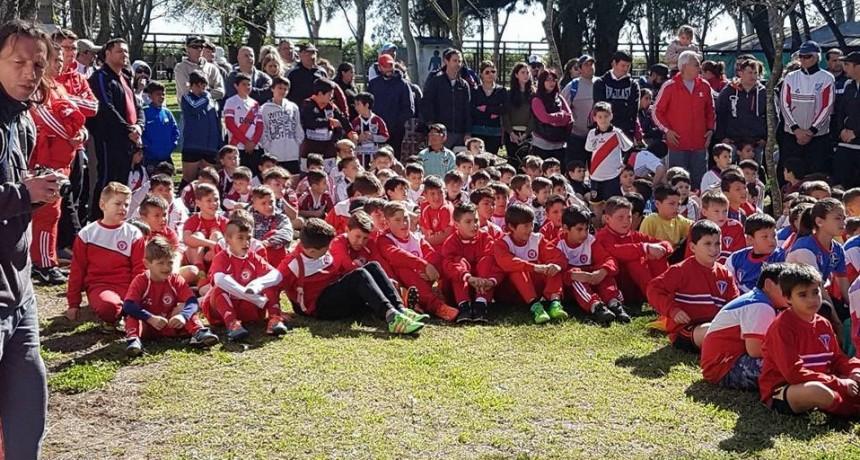 5° FECHA DEL INFANTO JUVENIL RECREATIVO VS LAMBERT