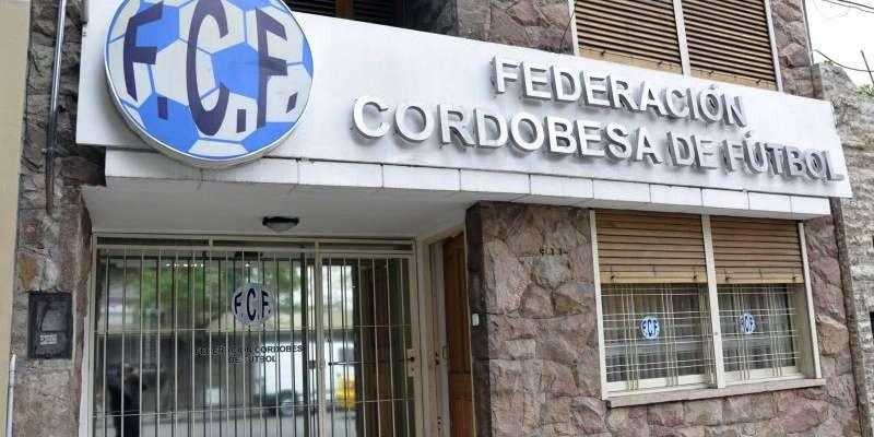 LA FEDERACIÓN CORDOBESA DE FÚTBOL CUMPLIÓ 25 AÑOS