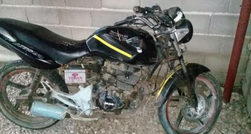 WENCESLAO ESCALANTE: ACCIDENTE EN MOTO