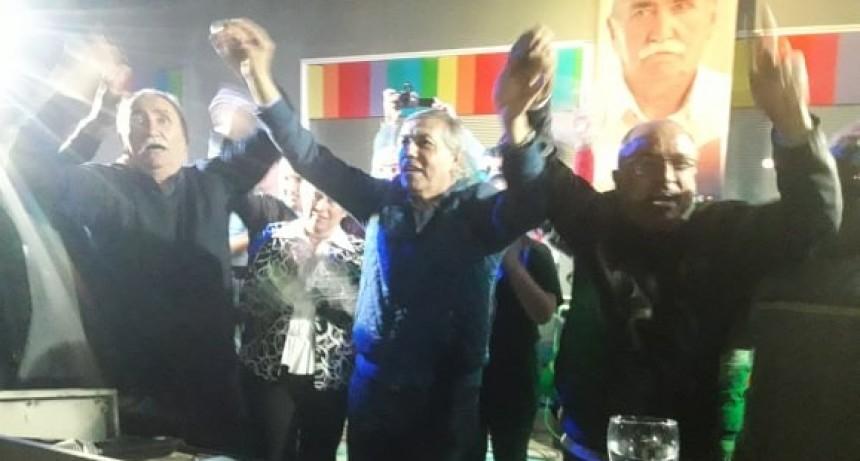 TROTTE TUVO UN CIERRE DE CAMPAÑA A TODA ORQUESTA