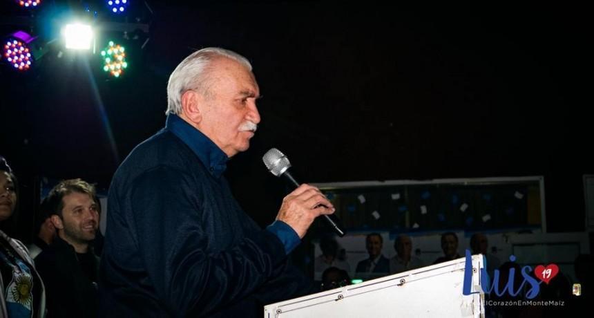 NUESTROS LECTORES VOTARON POR MAYORÍA A LUIS TROTTE