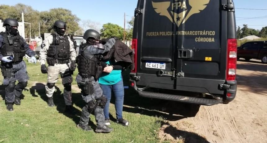 8 DETENIDOS EN UCACHA POR VENTA DE DROGAS