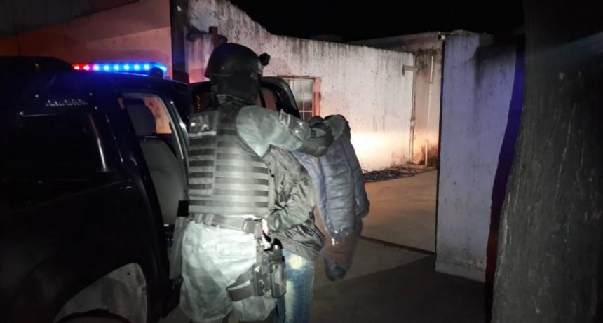 CAE DELIBERY DE COCAÍNA EN SAN ANTONIO DE ARREDONDO