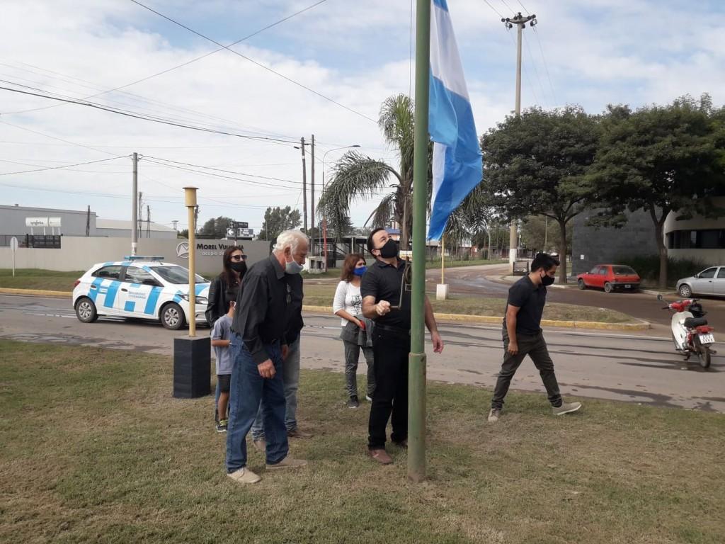 ACTO OFICIAL POR EL DÍA DEL VETERANO DE MALVINAS