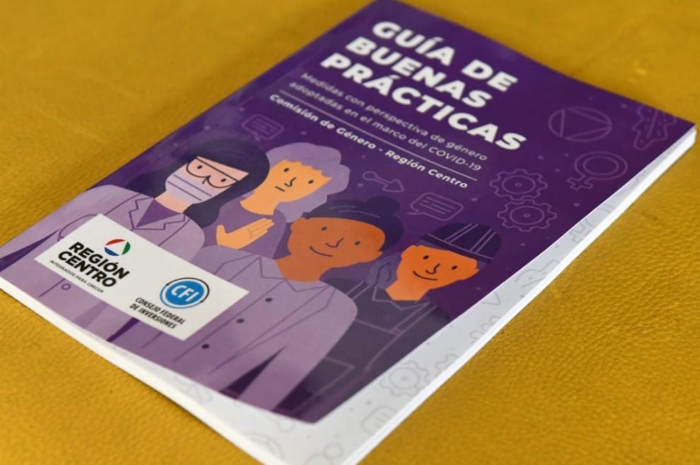 GUÍA DE BUENAS PRÁCTICAS DE GÉNERO