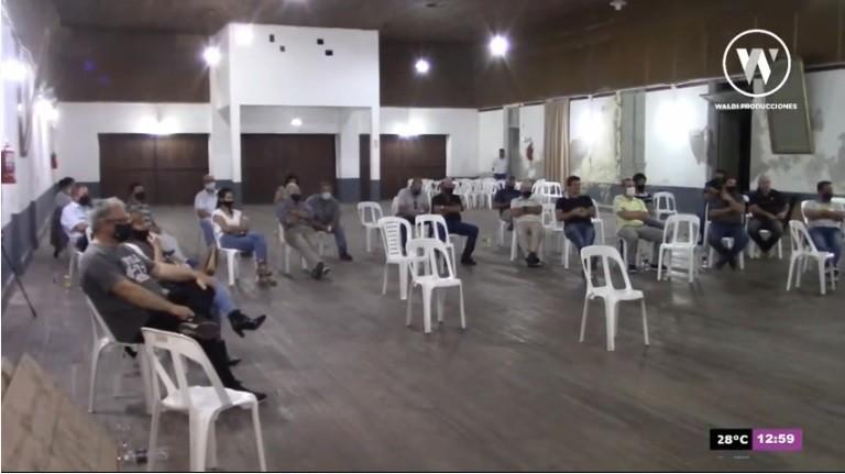 RECLAMO POR OBRA QUE MEJORE SERVICIO DE EPEC