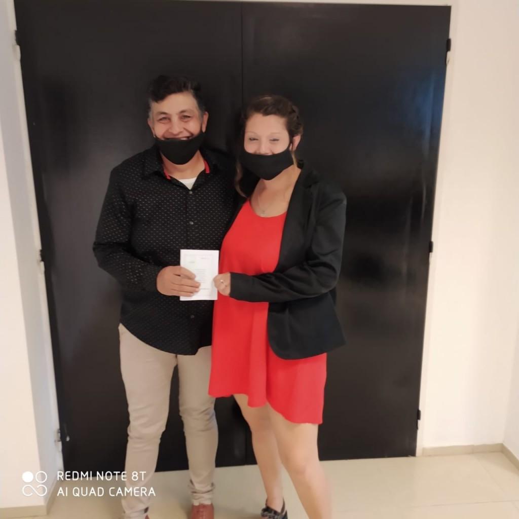 PRIMER MATRIMONIO IGUALITARIO EN MONTE MAÍZ