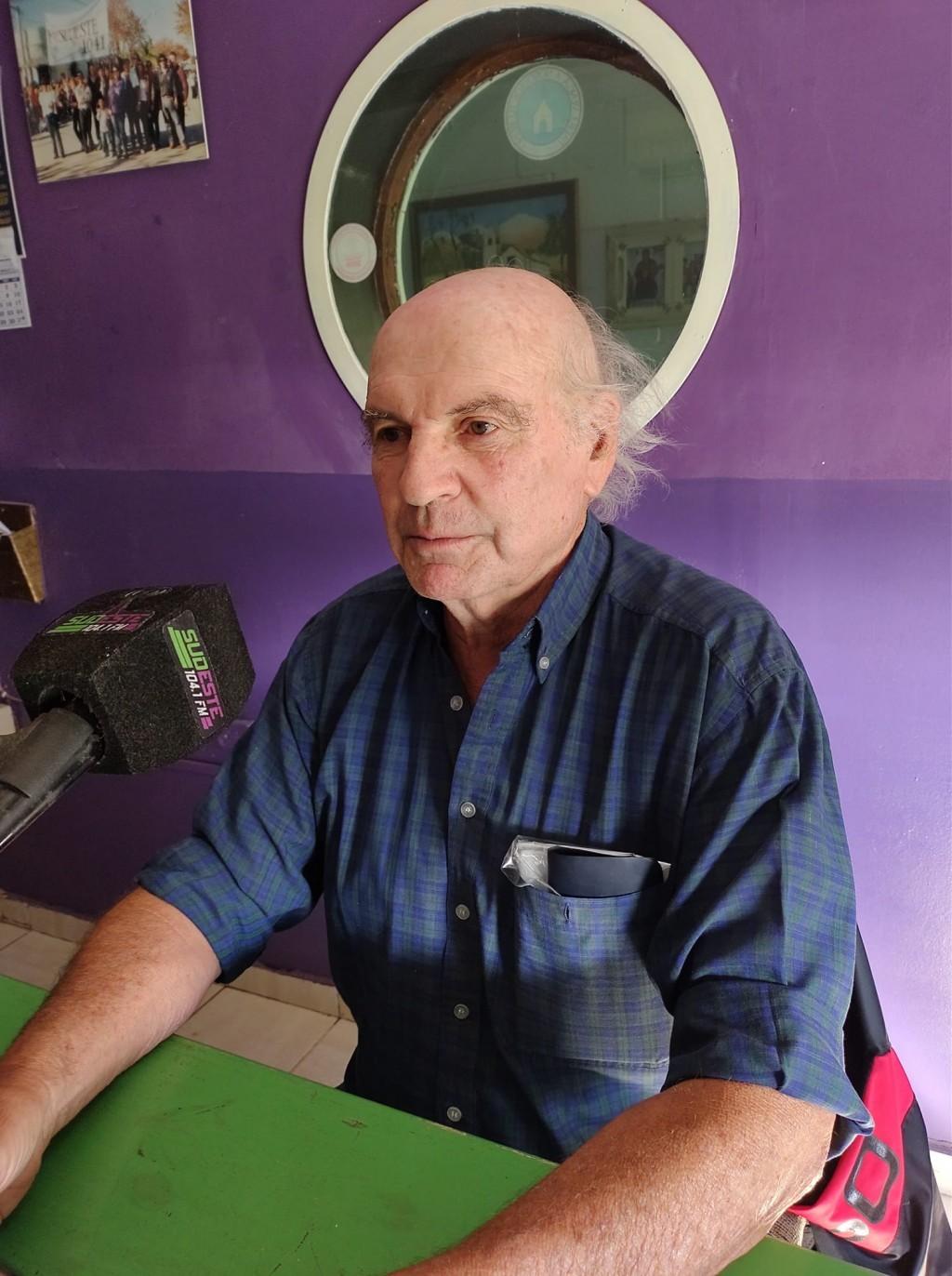ISLA VERDE: PRODUCTOR CUESTIONA OBRA DE CANAIZACIÓN