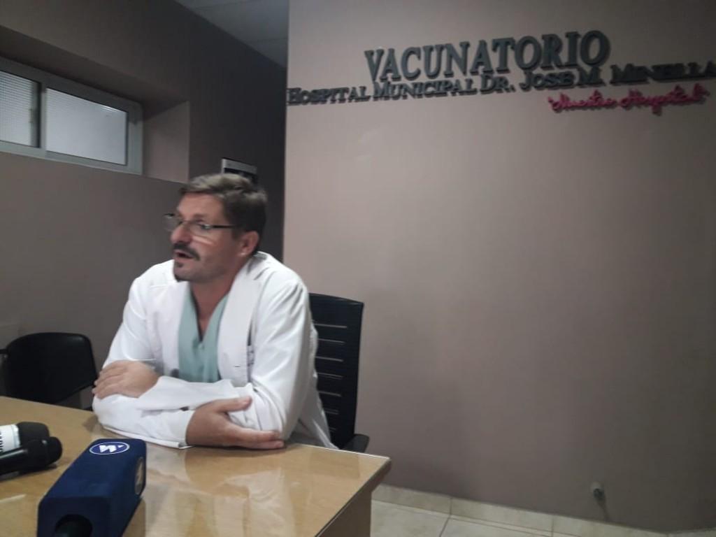 AUMENTO DE CASOS Y CANSANCIO EN EL PERSONAL DE SALUD