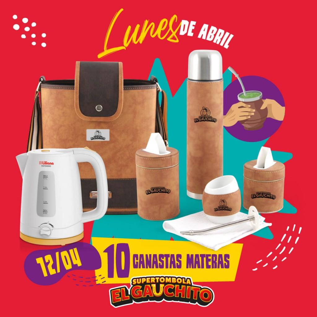 SORTEOS DE LUNES DEL GAUCHITO