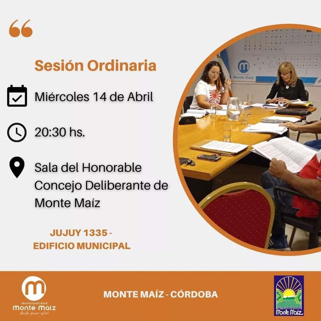 TEMAS DE LA SESIÓN ORDIMARIA DE ESTA NOCHE