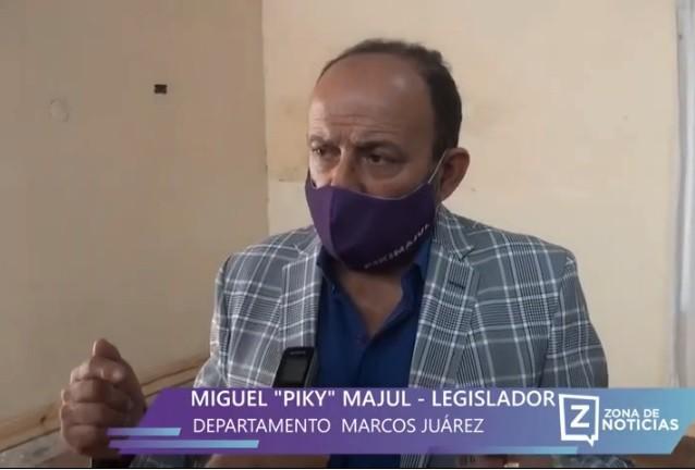 EL PAVIMENTO A COLONIA BARGE CADA VEZ MÁS CERCA