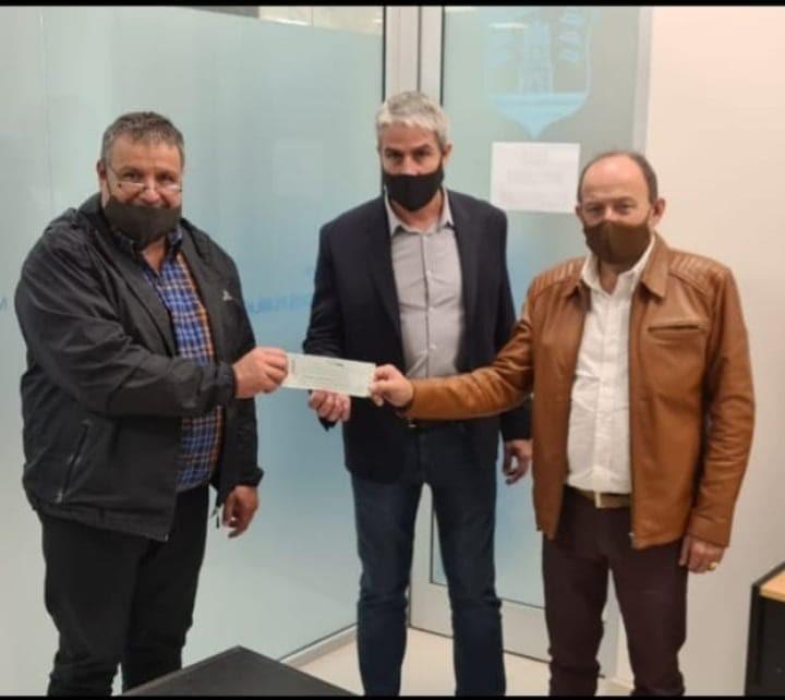 $5,5 MILLONES PARA COMENZAR OBRA DE CANALIZACIÓN