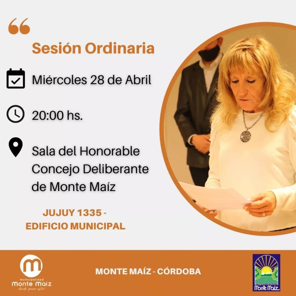 ESTA NOCHE HAY SESIÓN DE CONCEJO