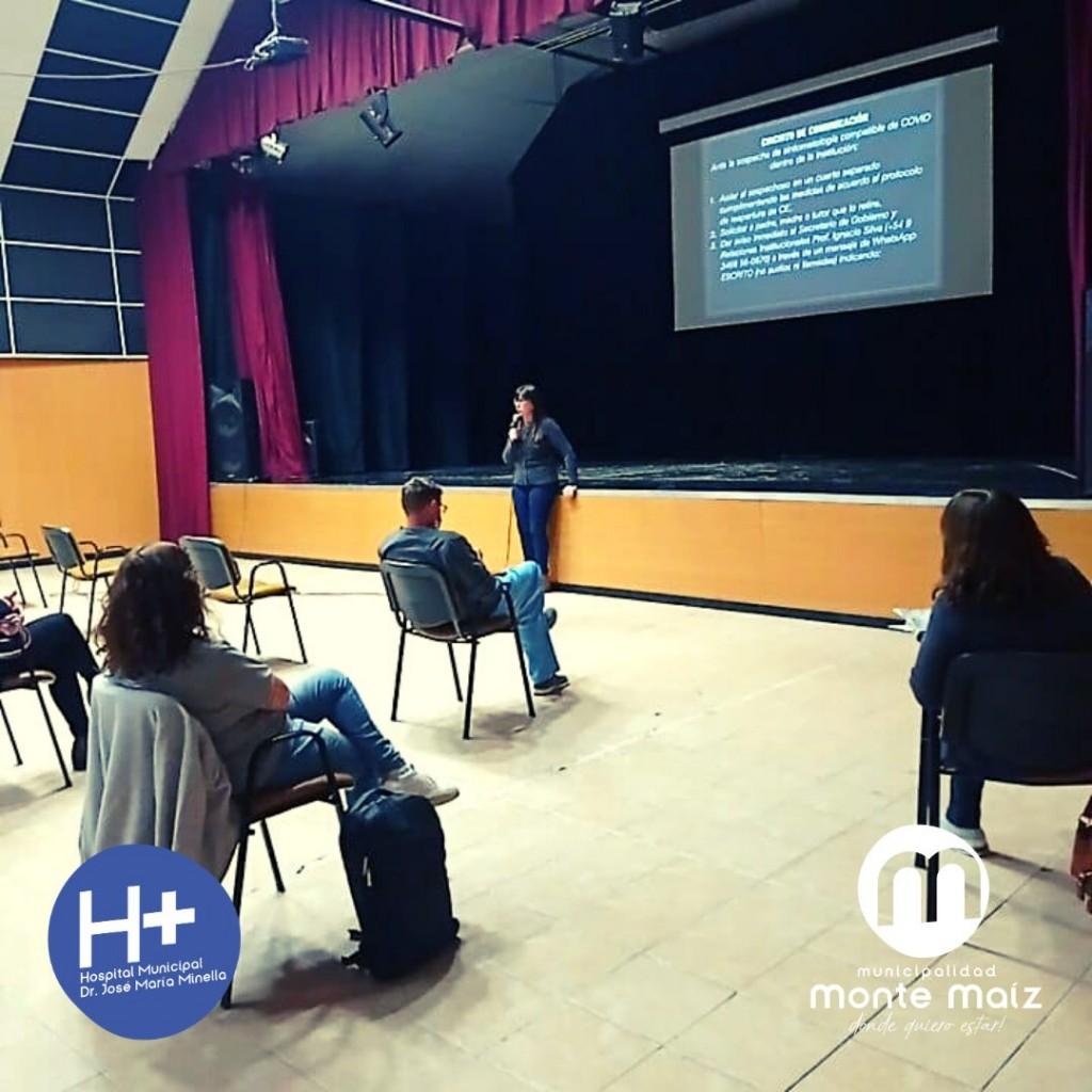 COMUNICAN ACTUALIZACIÓN DEL PROTOCOLO PARA COVID-19