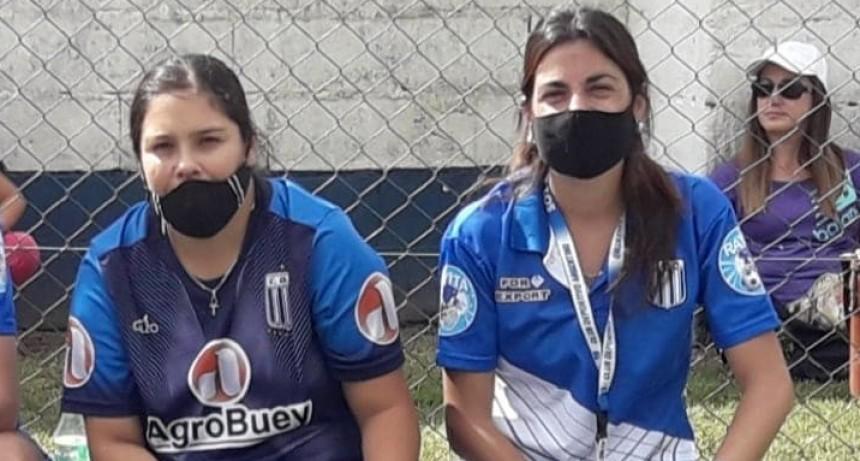 ARGENTINO: CUERPO TÉCNICO DE MUJERES EN INFERIORES