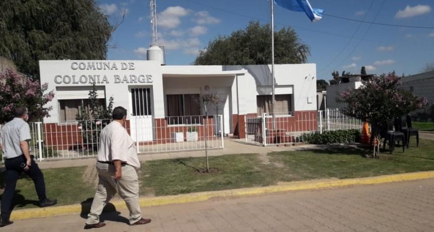 COLONIA BARGE YA TIENE SU PROPIO REGISTRO CIVIL