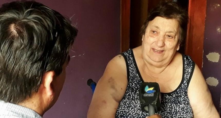 ANA MARÍA DE RITTA SE QUEJÓ DE LA GESTIÓN ACTUAL