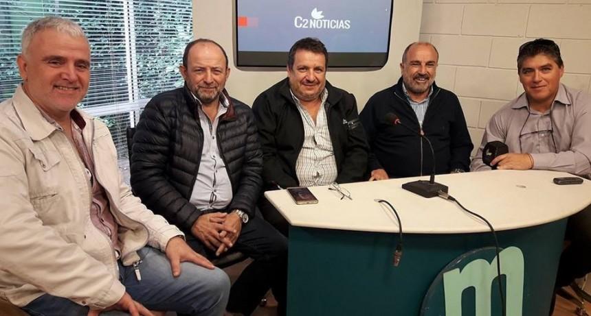 APORTES DE LA PROVINCIA PARA EL CONSORCIO CANALERO