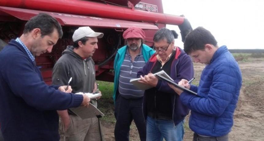 INSPECCIONARON SITUACIÓN DE TRABAJADORES RURALES