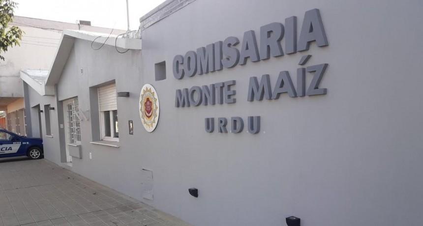 PROCEDIMIENTO DE LA CAMINERA CONTRA MOTOCICLISTA