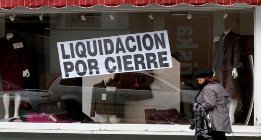 LAS VENTAS MINORISTAS CAYERON UN 13,4% EN ABRIL