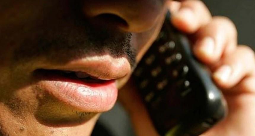 SIGUEN LOS ENGAÑOS TELEFÓNICOS EN MONTE MAÍZ Y ZONA
