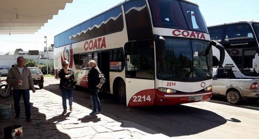 TRANSPORTE GRATIS PARA VOTANTES PERO CON RESTRICCIONES