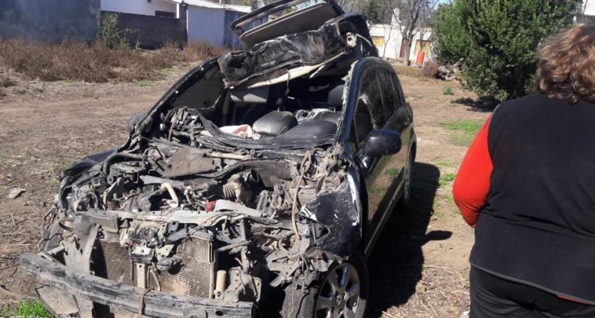 NOVEDADES DEL ACCIDENTE CON CABALLOS EN RUTA 11