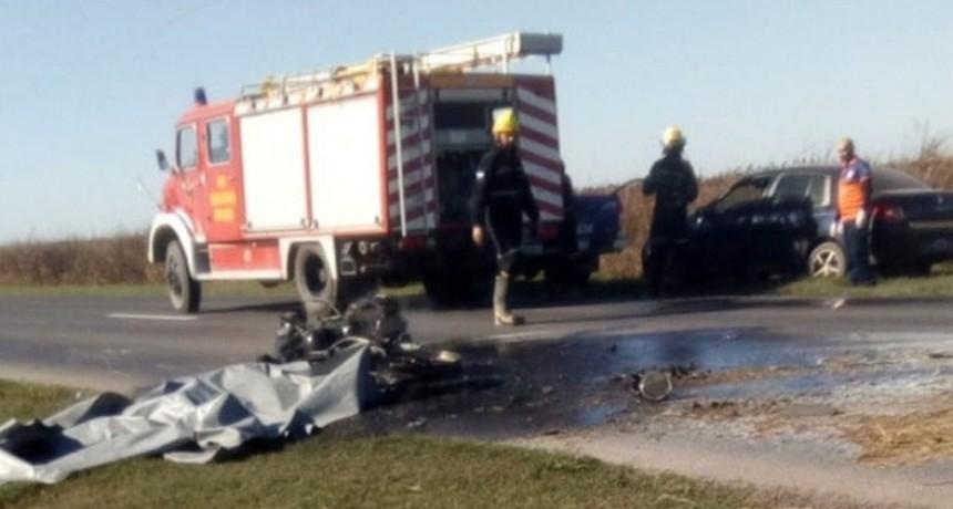 EMPRESARIO GASTRONÓMICO MURIÓ EN UN ACCIDENTE
