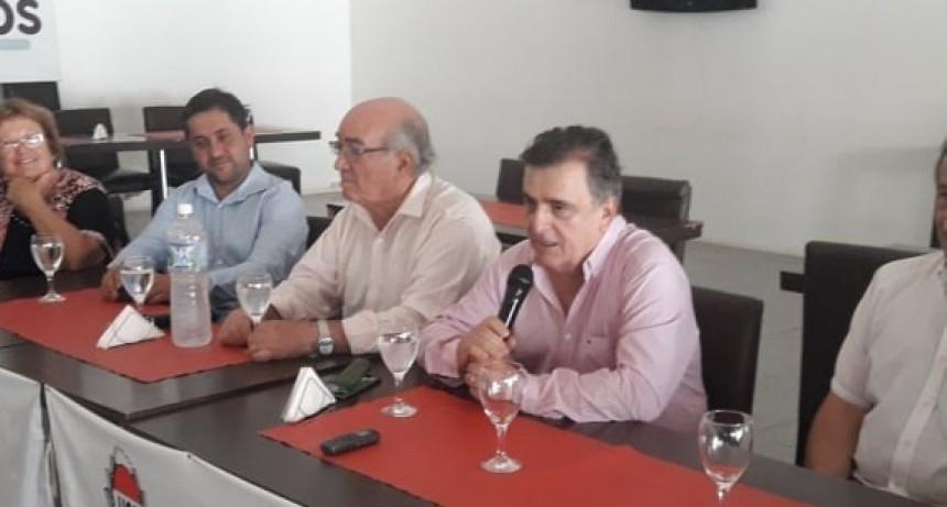 MARIO NEGRI: ANTES ERA DE CAMBIEMOS PERO AHORA NO