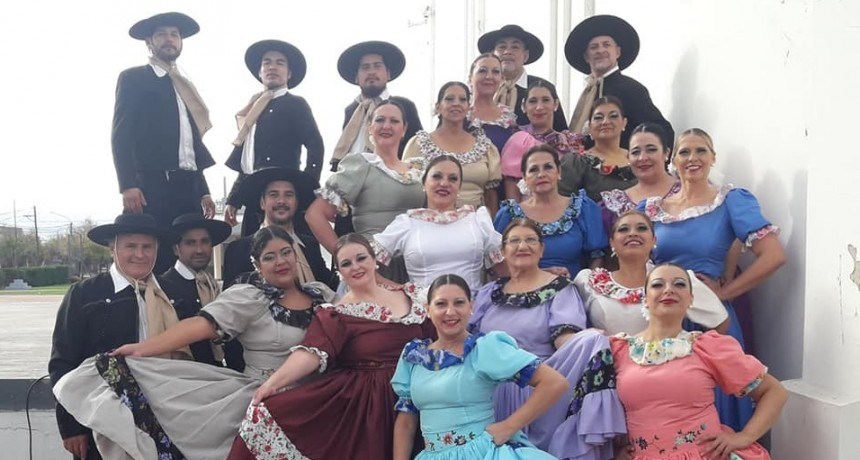 LA CARLOTA: FUE PREMIADO EL BALLET MUNICIPAL
