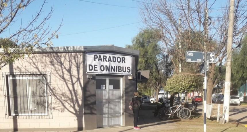 PARADOR DE ÓMNIBUS ABIERTO LAS 24 HORAS