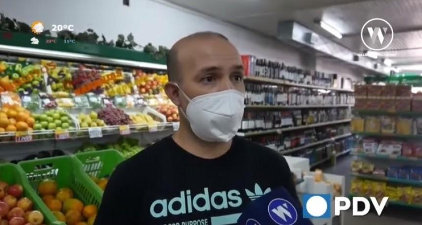 DEBUT DEL HORARIO CONTINUADO EN MONTE MAÍZ
