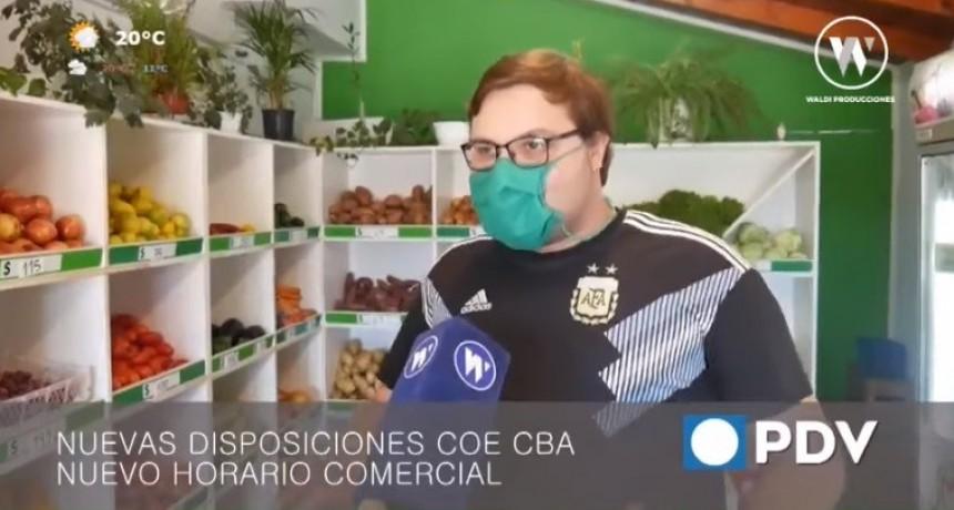 DUDAS SOBRE LO FAVORABLE DEL HORARIO CONTINUADO