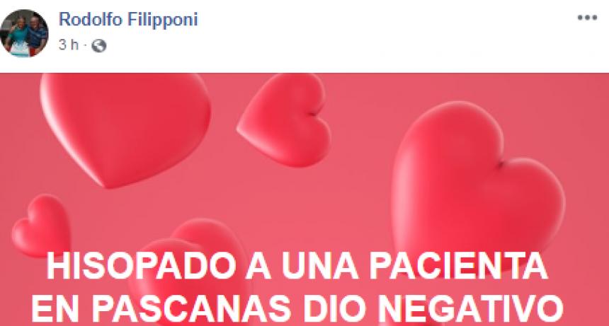 MUJER QUE FALLECIÓ DIO NEGATIVO PARA COVID-19
