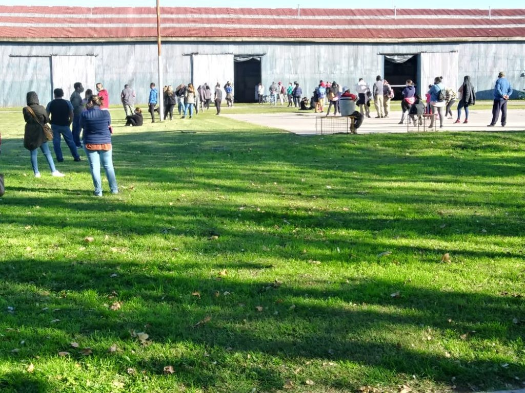 MONTE BUEY: MARTES CON 84 CASOS NUEVOS