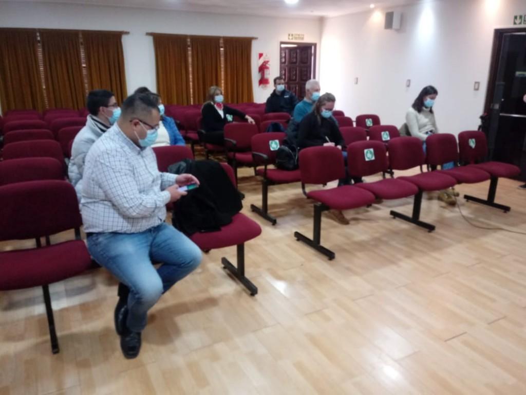 CORRAL DE BUSTOS: NO HAY CAMAS PARA CASOS DE COVID