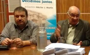 EL MUNICIPIO ADQUIRIÓ MAQUINARIA POR CONTRATACIÓN DIRECTA