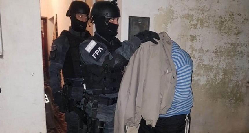 CANALS: CAMIONERO ACUSADO DE DISTRIBUIR DROGAS