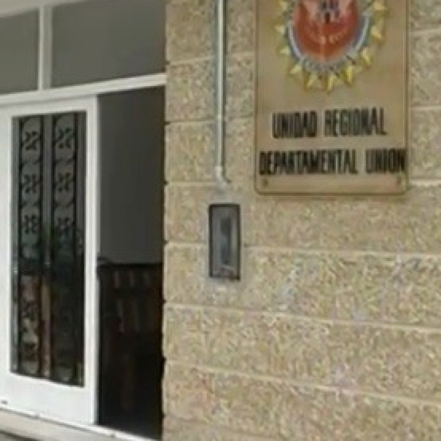 NOVEDADES POLICIALES DE LA DEPARTAMENTAL UNIÓN