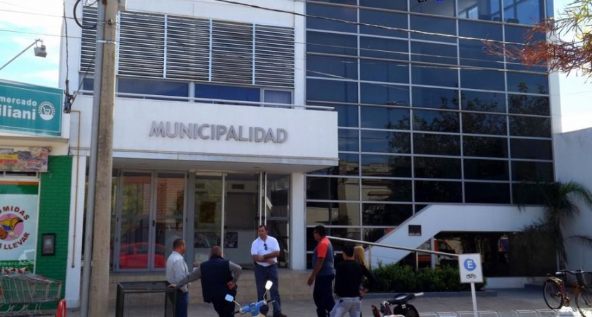 MUNICIPALIDAD: EL LUNES HAY ATENCIÓN AL PÚBLICO