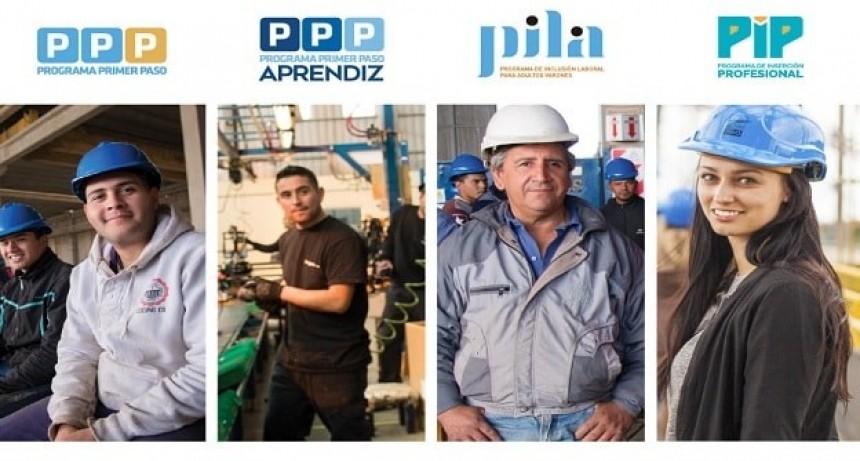 FECHA DE PAGO: BENEFICIARIOS DE PROGRAMAS DE EMPLEO