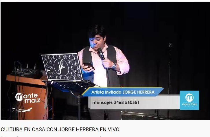 NOTABLE ACTUACIÓN DE JORGE HERRERA