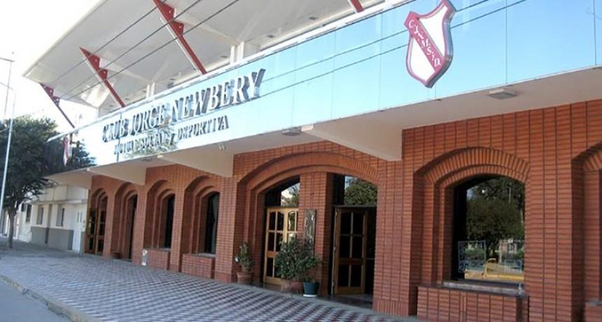 UCACHA: BOQUETEROS ROBARON EN LA MUTUAL DE NEWBERY