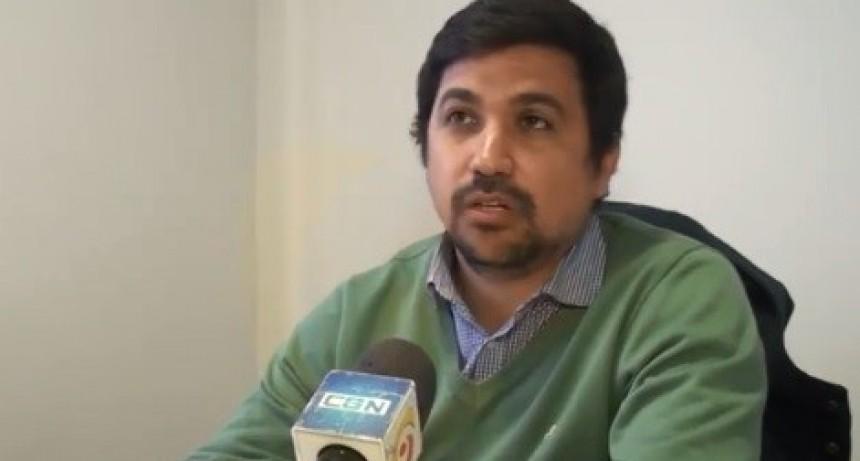 MARCOS JUÁREZ: AGENTE DE POLICÍA DETENIDO