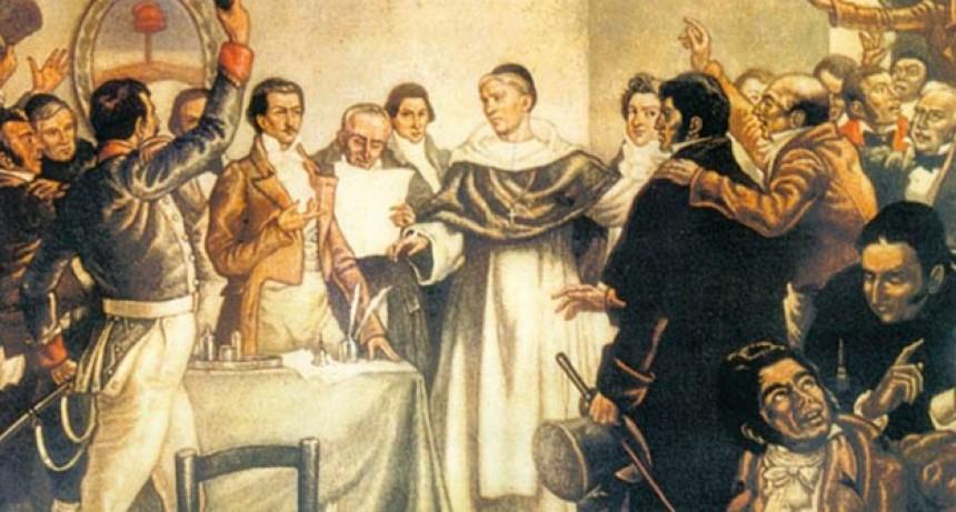 9 DE JULIO DE 1816: OíD EL RUIDO DE ROTAS CADENAS