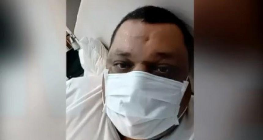 EL DR. MANERO FUE DADO DE ALTA