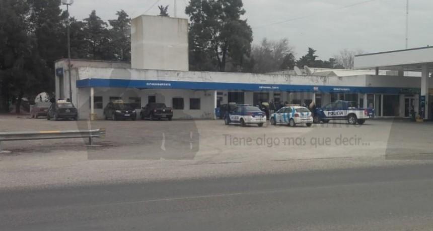 CORRAL DE BUSTOS: ACTIVARON PROTOCOLO DE SEGURIDAD