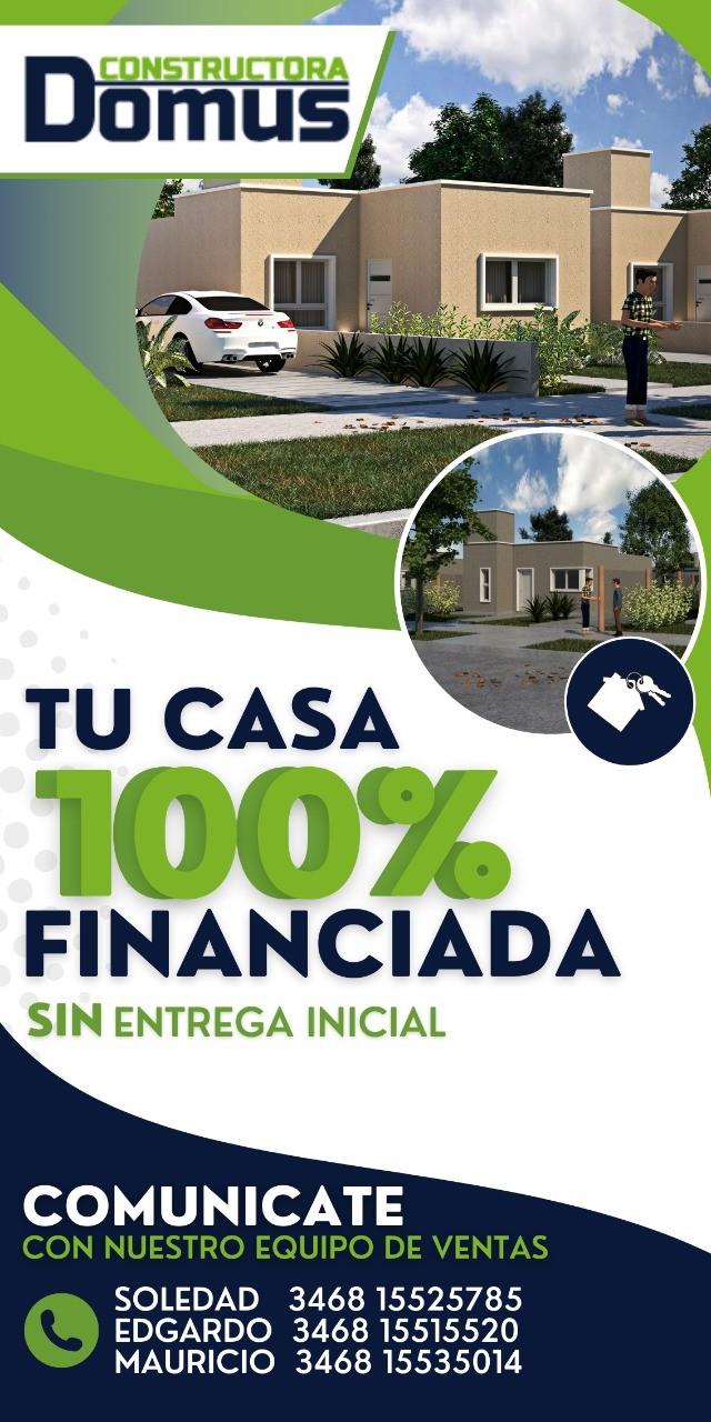 GRAN PROPUESTA DE DOMUS: TU CASA 100% FINANCIADA